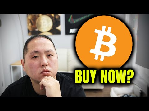 Should You BUY Bitcoin RIGHT NOW??