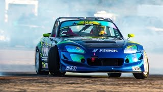 Lone Star Drift - S2000 Off Season + New Round 6 video