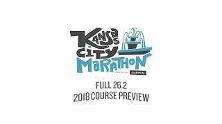 Kansas City Marathon 2018 Course Overview