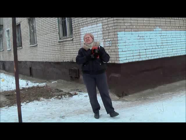 Изображение предпросмотра прочтения – НатальяПолухова читает произведение «Нате! (Через час отсюда вчистый переулок…)» В.В.Маяковского