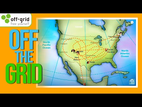 OFF THE GRID - INSIDE THE MOVEMENT