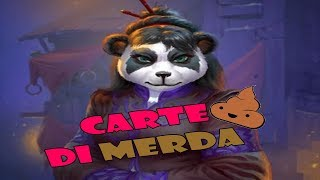 CARTE DI MERDA - DAMA GOYA EP.9 [HEARTHSTONE ITA]