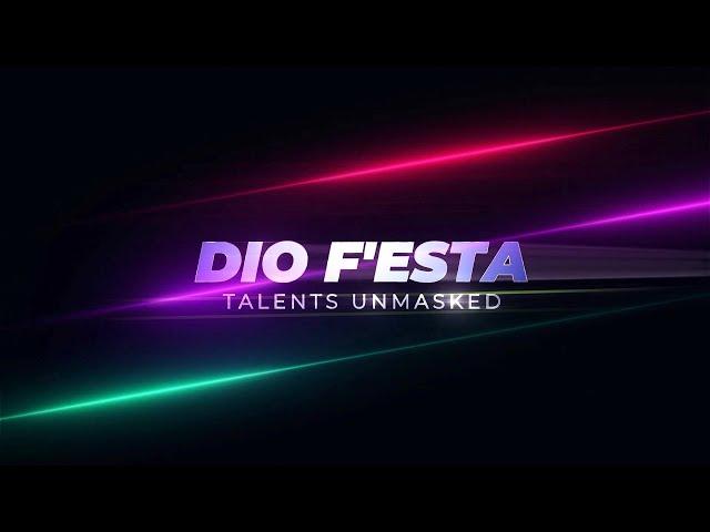 Dio F'esta || Promo || KMC || Catholic Focus