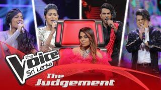The Judgment | Team Umaria Day 02 | The Knockouts | The Voice Sri Lanka Thumbnail