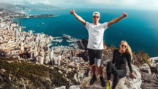 NOT YOUR NORMAL MONACO HIKE! | VLOG³ 85