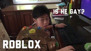 LTL Creator plays ROBLOX (is Julian gay)