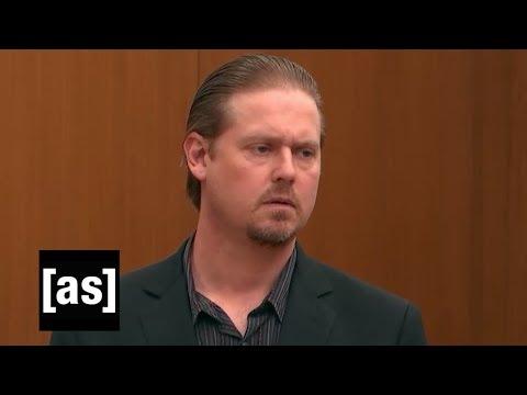 Highlights from The Verdict | Tim Heidecker Murder Trial | Adult Swim