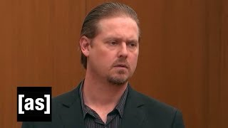 Highlights from The Verdict  Tim Heidecker Murder Trial  Adult Swim