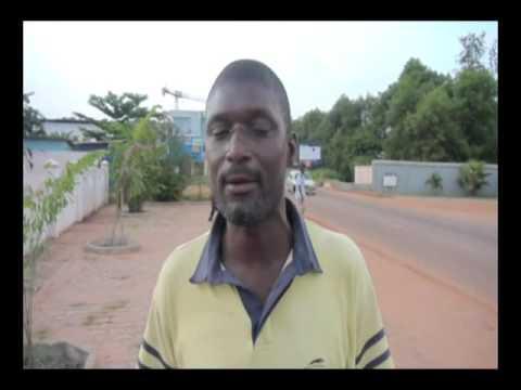 Les larmes des gisements de pétrole au Gabon