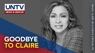 OPM Singer Claire Dela Fuente Dies At 62
