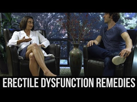 Erectile Dysfunction Therapies & Problems w/ Porn - Dr. Kathryn Retzler