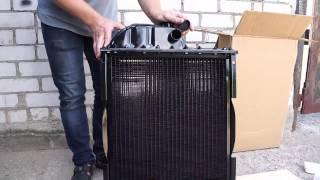 Обзор радиатора МТЗ-82