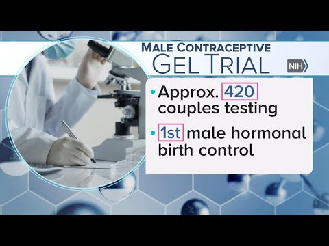 Mel Taylor - Men's Birth Control Gel- Could This Really Be a Thing of the Future?