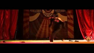Petula Goldfever - The Gorilla - Sarzana Burlesque Festival 2015