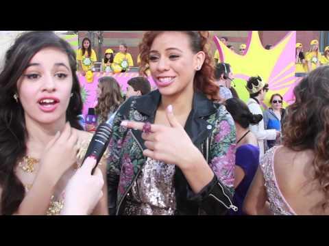 Fifth Harmonys Camila & Dinah-Jane: LOL Q&A!
