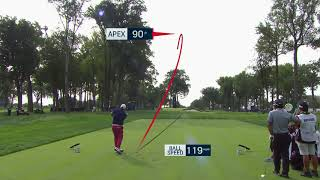 Patrick Reed And Will Zalatoris Aces At 2020 US Open