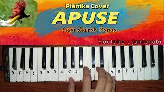 Apuse - pianika cover by junfarabi