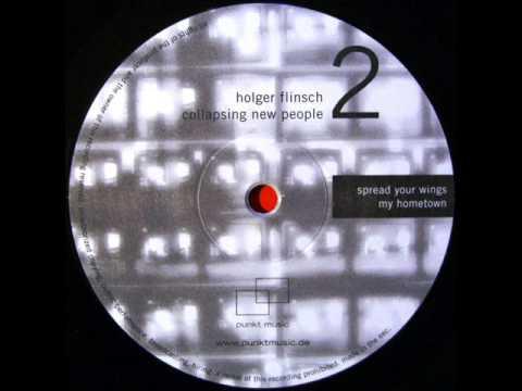 Holger Flinsch - Spread Your Wings