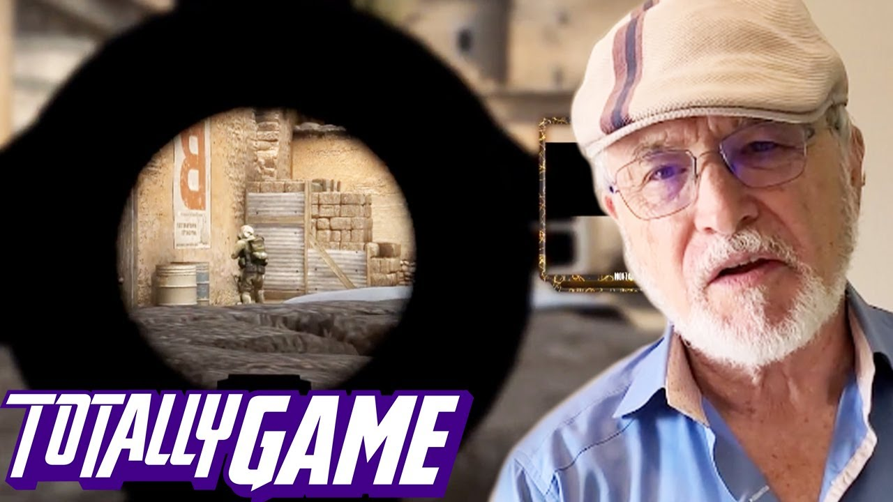 I'm The World's Oldest Competitive Gamer | TOTALLY GAME