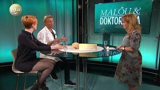 """Psykiatrikern: """"Alla har drag av ADHD"""" - Malou Efter tio (TV4)"""