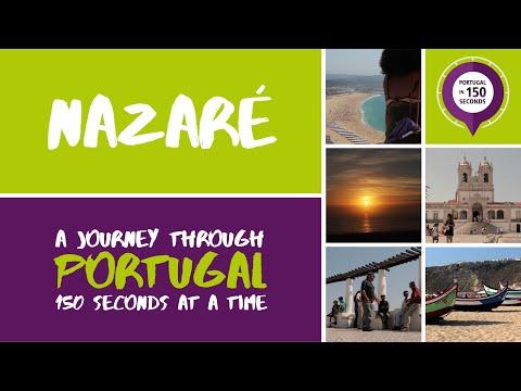Portugal in 150 Seconds: Cities & Villages - Nazaré (2016)