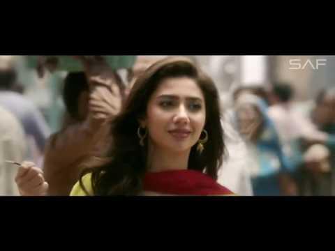 Sun Yaara O Zaalima #RAEES VIDEO SONG# Shah Rukh Khan, Mahira Khan HD