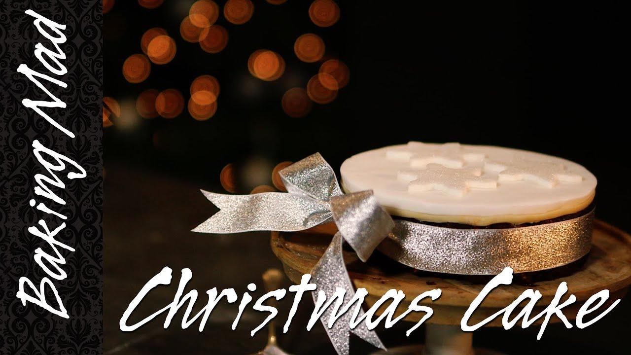 Eric Lanlard S Chocolate Christmas Cake