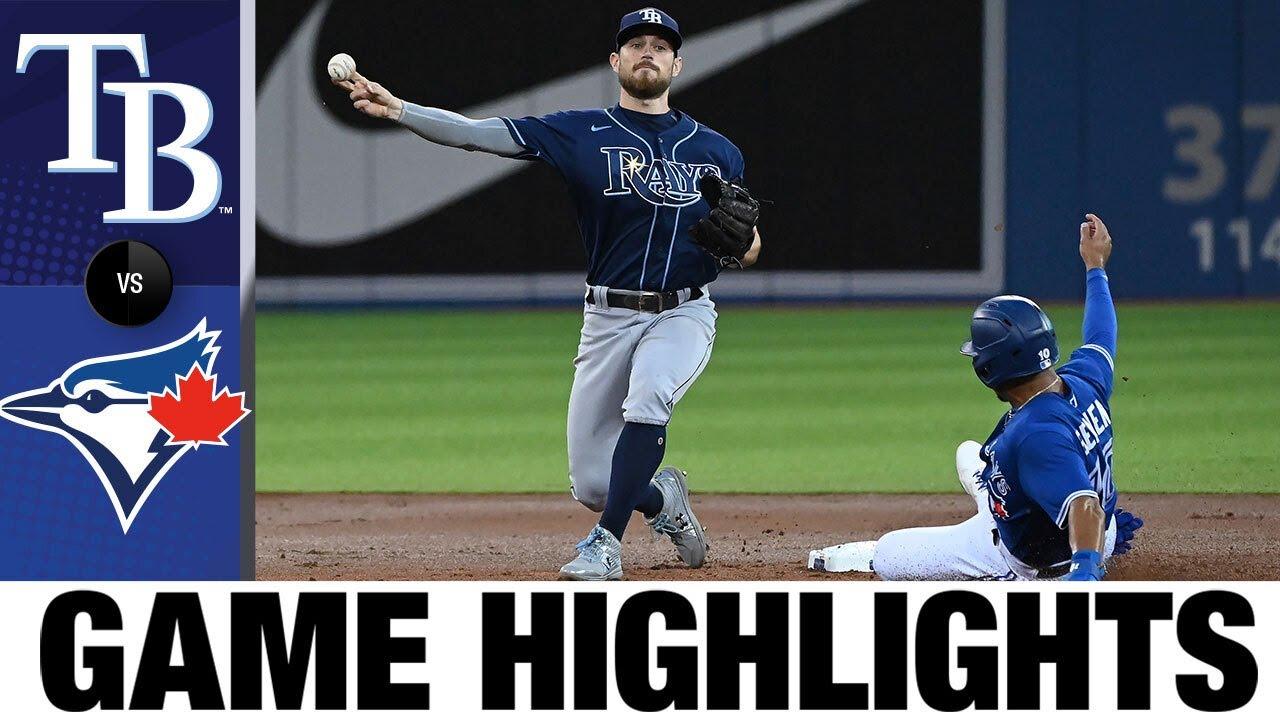 Download Rays vs. Blue Jays Game Highlights (9/14/21) | MLB Highlights