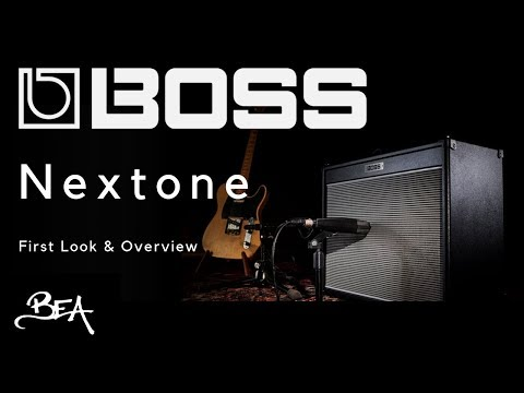 BOSS Nextone | First Look & Overview