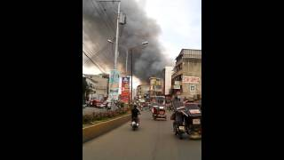 Sunog sa Pagadian City June 1,2015