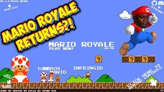 The People Say Forget Nintendo - Mario Royale Returns!