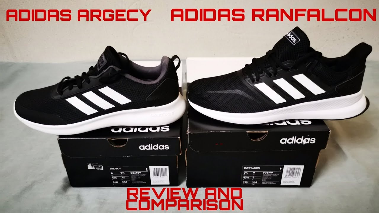 He reconocido musicas pub  unboxing#review: ADIDAS RUNFALCON/ARGECY (PH) - YouTube