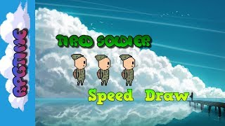 Tired Soldier: Speed Draw