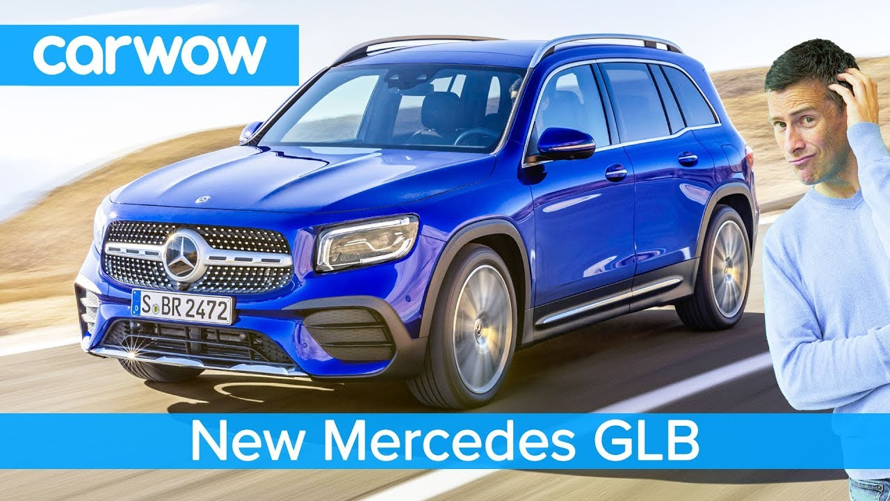 Mercedes GLB 2020 - see why this could be Merc's best SUV ever!