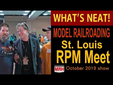 St Louis RPM Meet | October 2019 WHATS NEAT MRH Mag