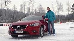 Testissä Mazda 6 Sport Wagon (Teknari 3/2013)