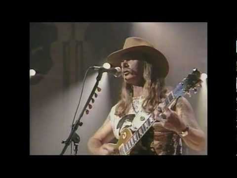 Allman Brothers Blues Band - Blue Sky - Live Music - Video