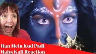 Ran Main Kud Padi Maha Kali Song REACTION!
