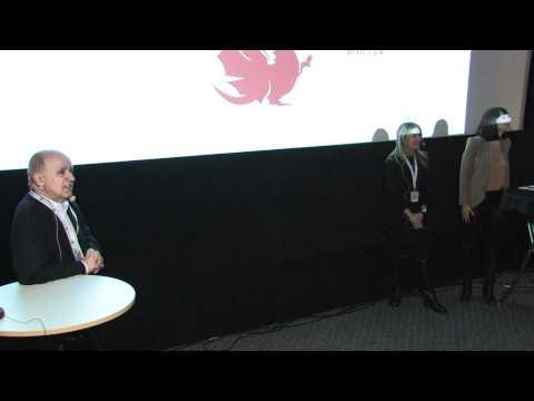 GIFF 2012 Nordic Film Market Fox studios CEO: