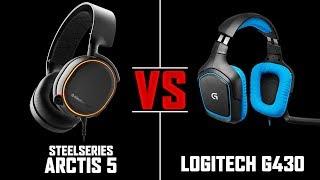 YENİ ALDIĞIM KULAKLIK! (Logitech G430 ÖZÜR DİLERİM) - SteelSeries Arctis 5