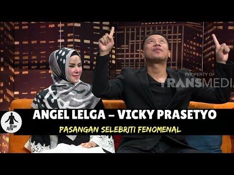PERNIKAHAN ANGEL LELGA DAN VICKY PRASETYO | HITAM PUTIH (21/02/18) 1-3