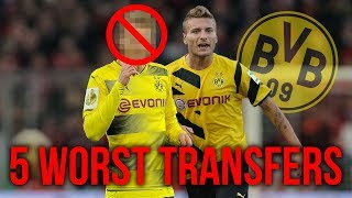 5 WORST DORTMUND TRANSFERS IN THE HISTORY!!!