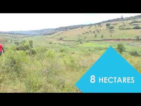 08 Hectares of land for sale in Rwanda, Rwamagana