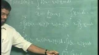 Lecture 27 - Numerical Integration - Basic Rules