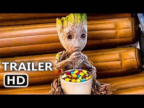 Thumbnail: GUARDIANS OF THE GALAXY 2 - All Trailers (2017) Chris Pratt Action Blockbuster Movie HD