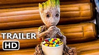GUARDIANS OF THE GALAXY 2 - All Trailers (2017) Chris Pratt Action Blockbuster Movie HD
