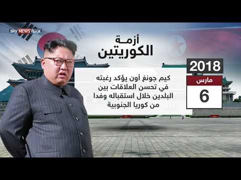 أزمة الكوريتين.. أحداث تاريخية وخطوات مصالحة جدية  - نشر قبل 1 ساعة