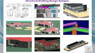 Outsource Structural Drafting Services | Structural Steel Detailing India