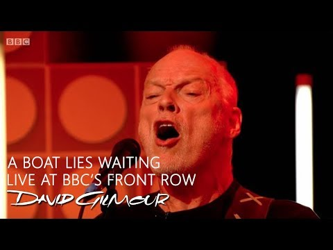 David Gilmour - A Boat Lies Waiting (Live...