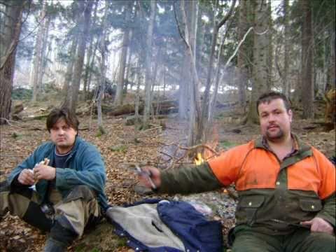 LKT-UKT-Obecní Lesy Chroboly 1: Obecní Lesy Chroboly-prace v lese  Music:Kabat-Pohoda